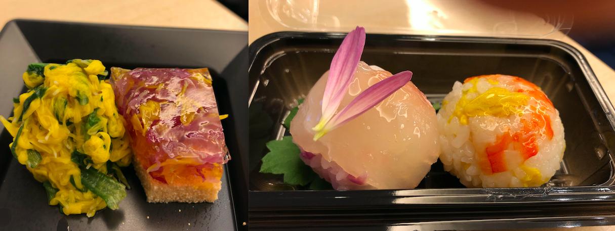 (和ごはん研究会)-活動報告-和食文化国民会議「 旬の菊の食文化 」の会に参加しました。