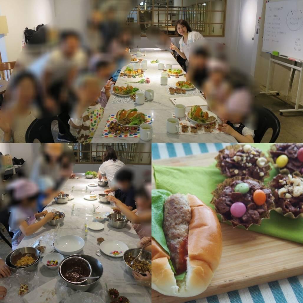 (食育研究会)-開催報告-春の行楽メニュー