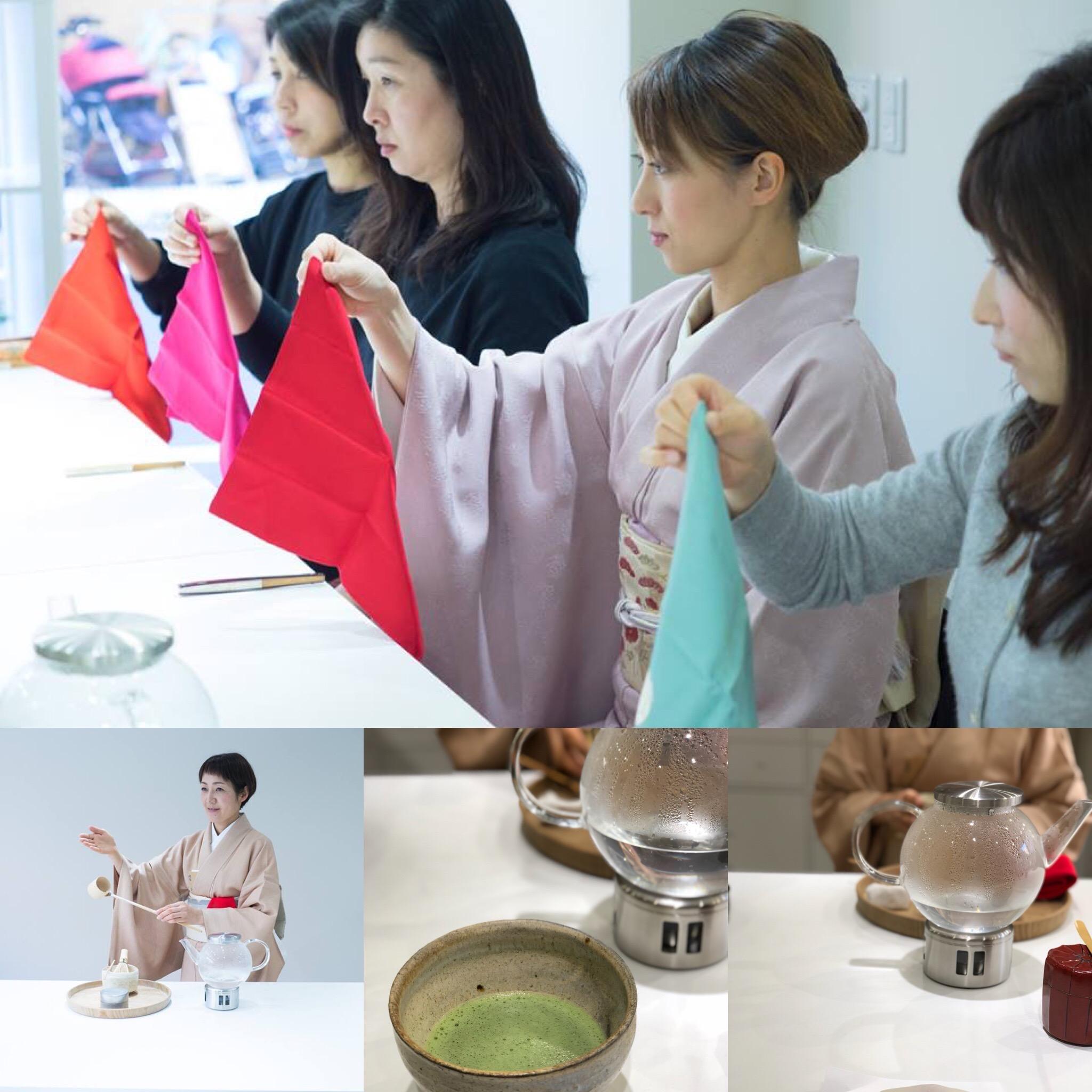 【開催報告】-第一回-生活の中で愉しむ茶の湯