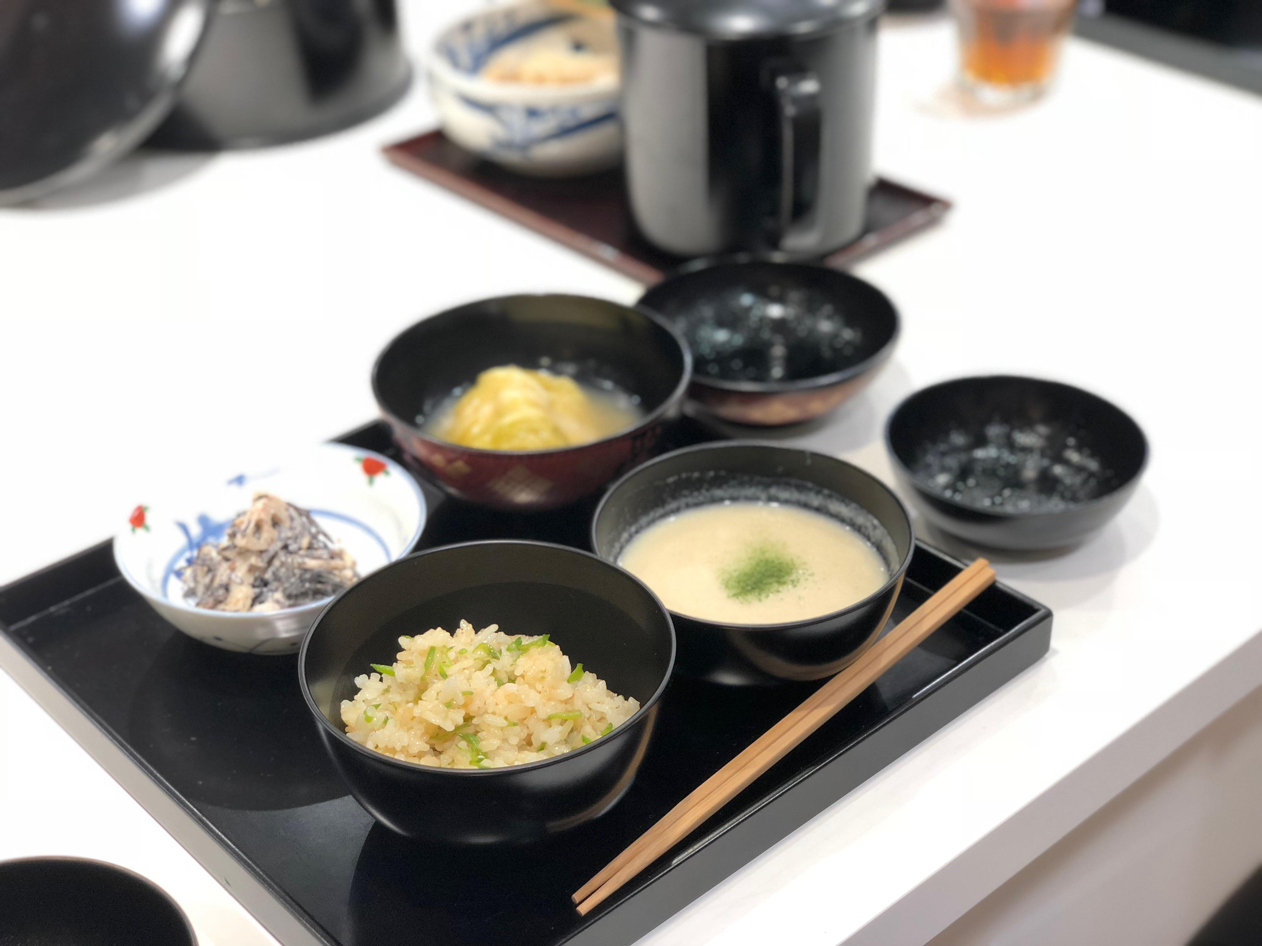 年間講座-2019年度-麻生怜菜のあそれい精進料理教室「茶懐石精進料理」