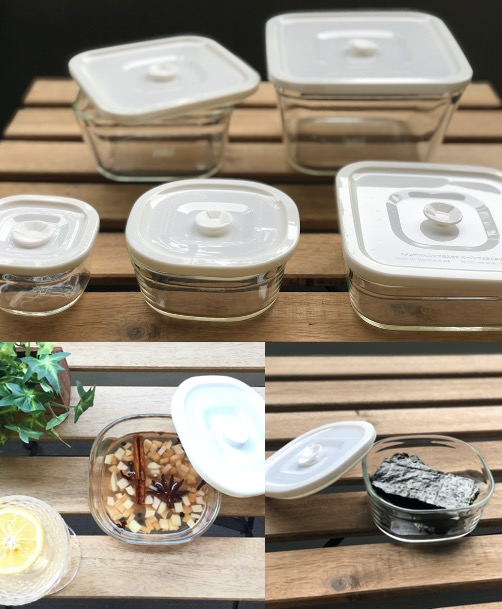 耐熱ガラス食器のiwaki(イワキ)新シリーズ